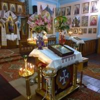 Икона Божией Матери «Умягчение злых сердец» в Либерце.